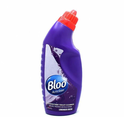 Toilet cleaner - Bloo Acticlean Lavender Fresh 500ml