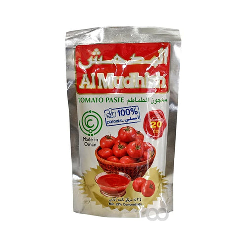 Al Mudhish Tomatoe Paste