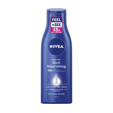 Body Lotion - Nivea Rich Nourshing 200ml