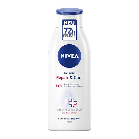 Body Lotion - Nivea Repair & Care 400ml