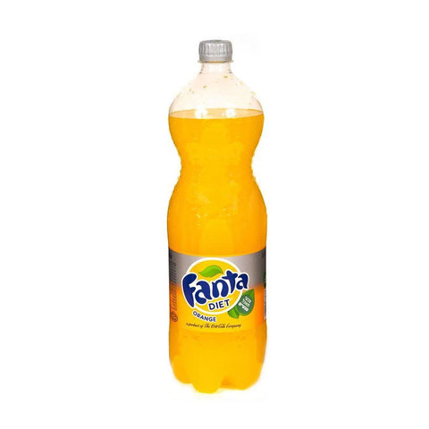 Sodas - PET Fanta Diet 500ml
