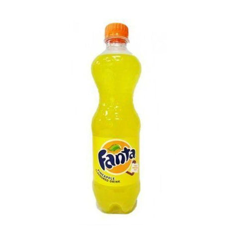 Fanta Pineapple 500ml