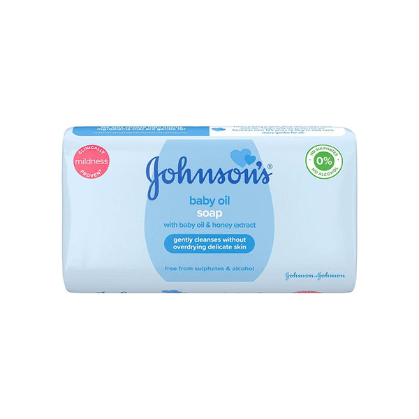 Bath Soap - Johnson's Baby Oil 100g