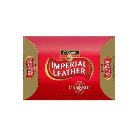 Bath Soap - Imperial Leather 200g