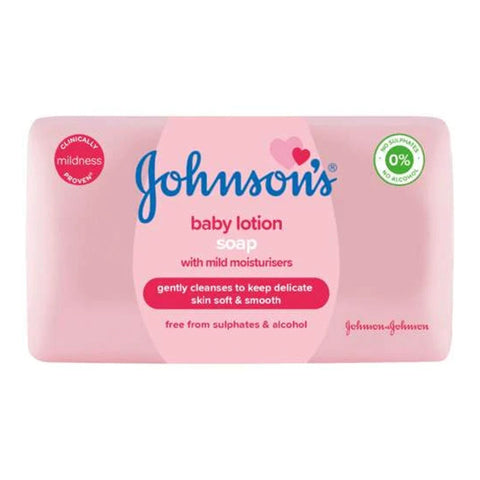 Bath Soap - Johnson's Baby Lotion 100g