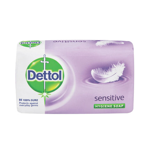 Bath Soap - Dettol Sensitive 175g