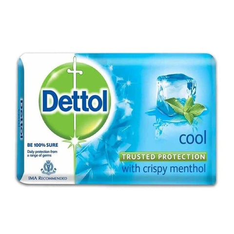 Bath Soap - Dettol  Soap Cool 175g