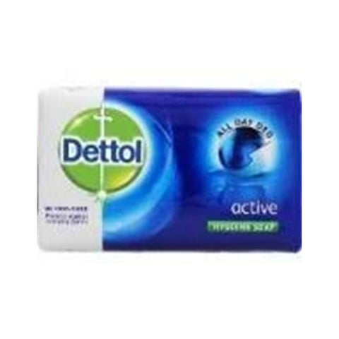 Bath Soap - Dettol  Active Deo 175g