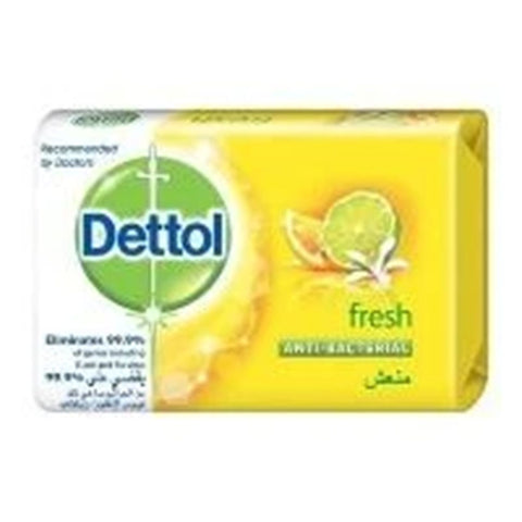 Bath Soap - Dettol  Soap Fresh 90g