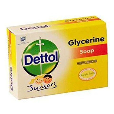 Bath Soap - DETTOL Glycerine JUNIORS 100g