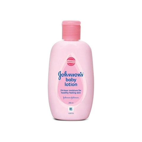 Baby Lotion - Johnson's Regular 200ml