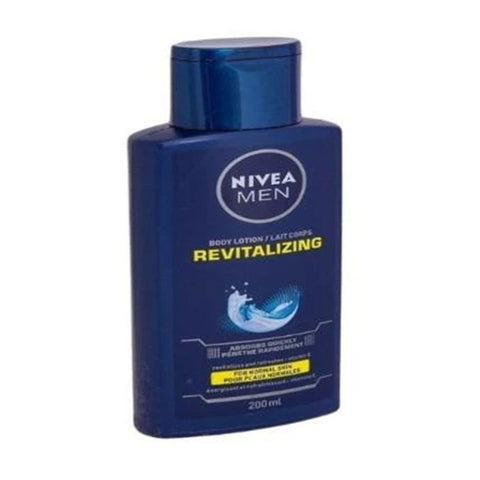 Body Lotion - Nivea MEN Revitalizing 200ml