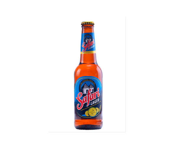 Safari Lager 330ml Pack of 6