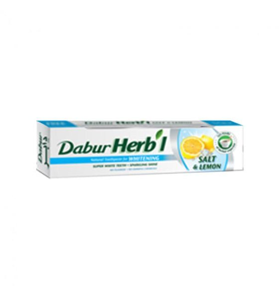 Toothpaste - Dabur Herbal Salt & Lemon 150ml