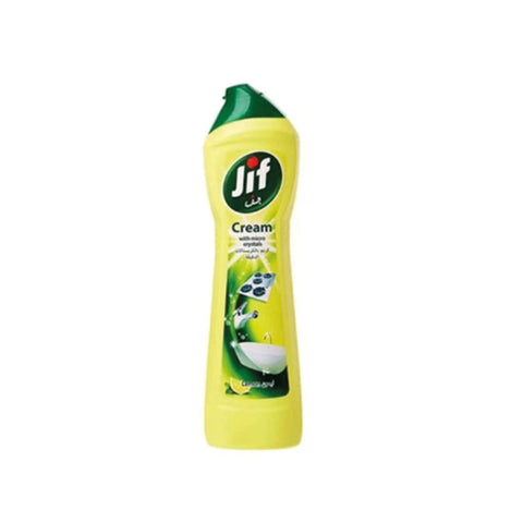 JIF With Micro Crystals