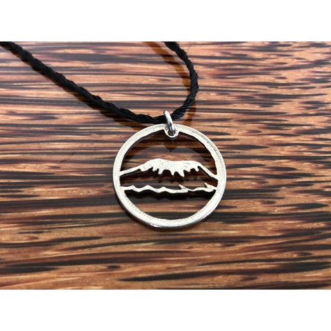 Kilimanjaro Coin Necklace