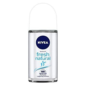 Deodrant - Nivea Fresh Natural Roll On 50ml