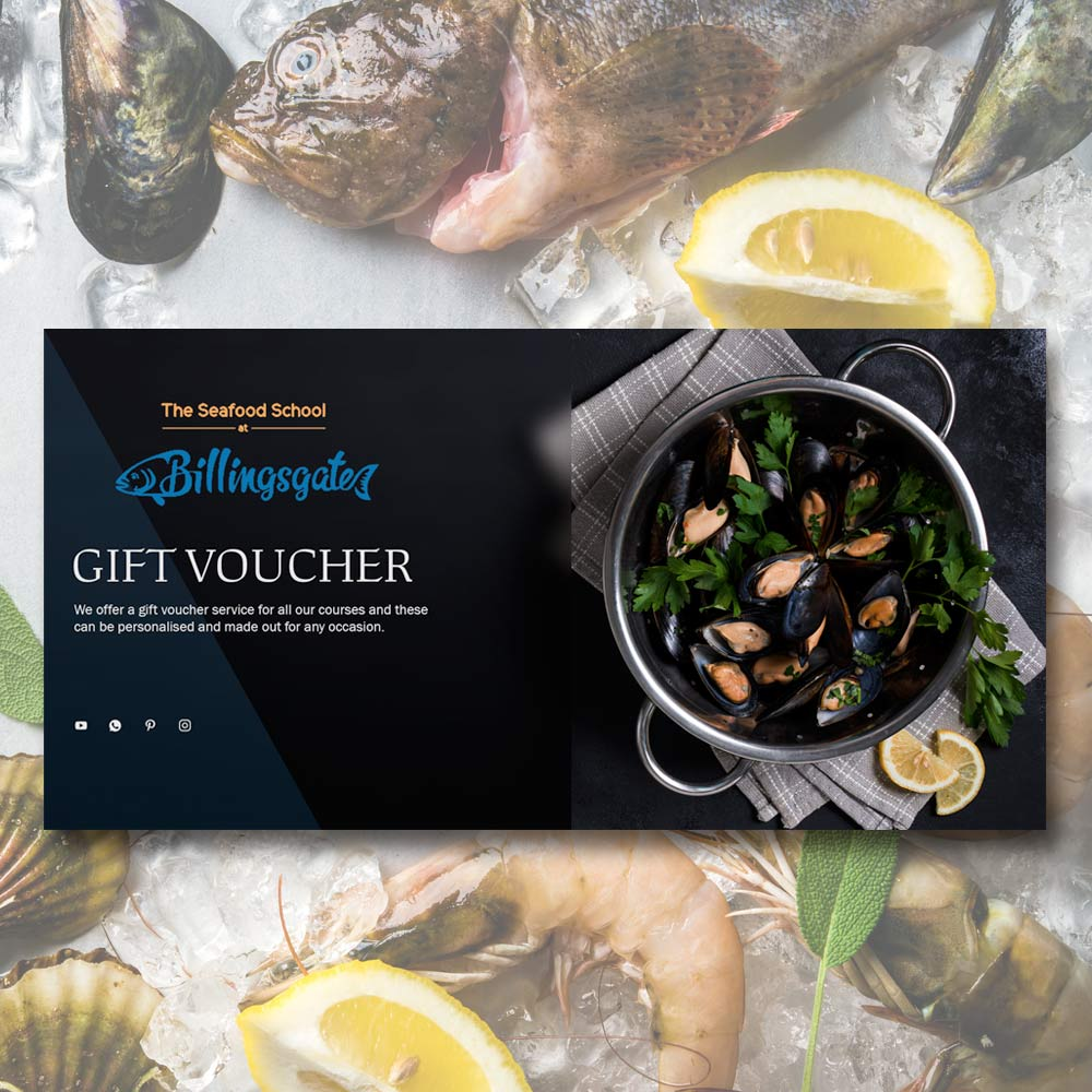 Buy personalised gift vouchers