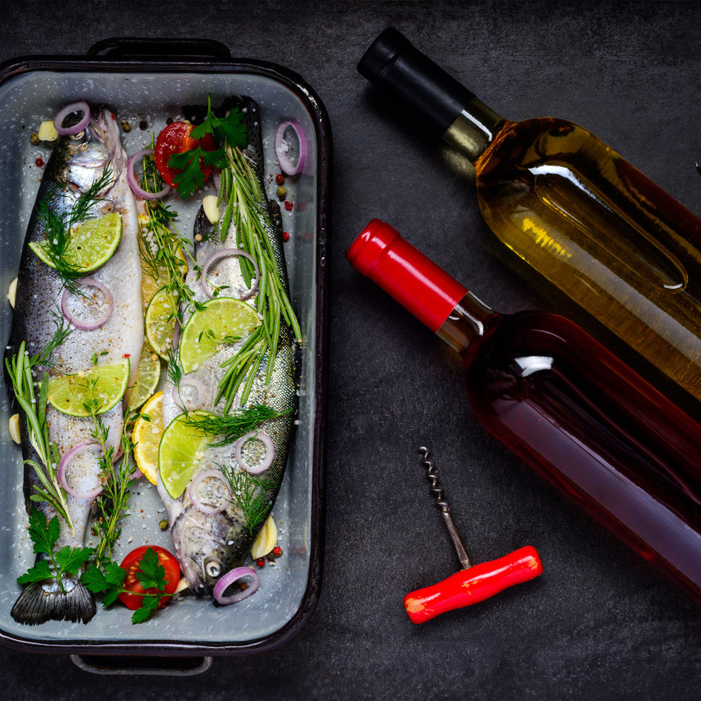Wine & Seafood Discovery Lunch | The Seafood School at Billingsgate