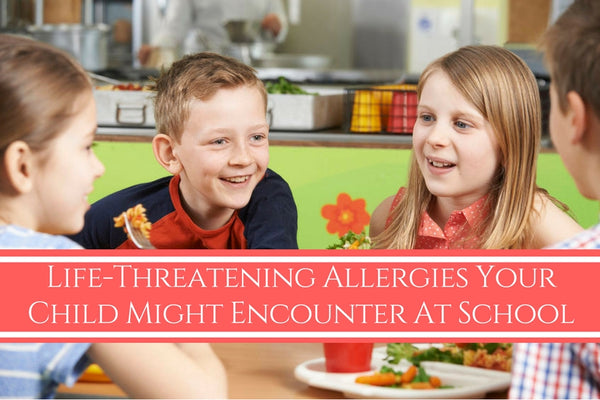 Life-Threatening Allergies Your Child Might Encounter At School