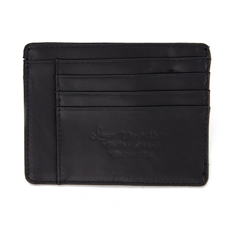 Anti-Theft and Anti-Lost Bluetooth Enabled Wallet - Color: BLACK
