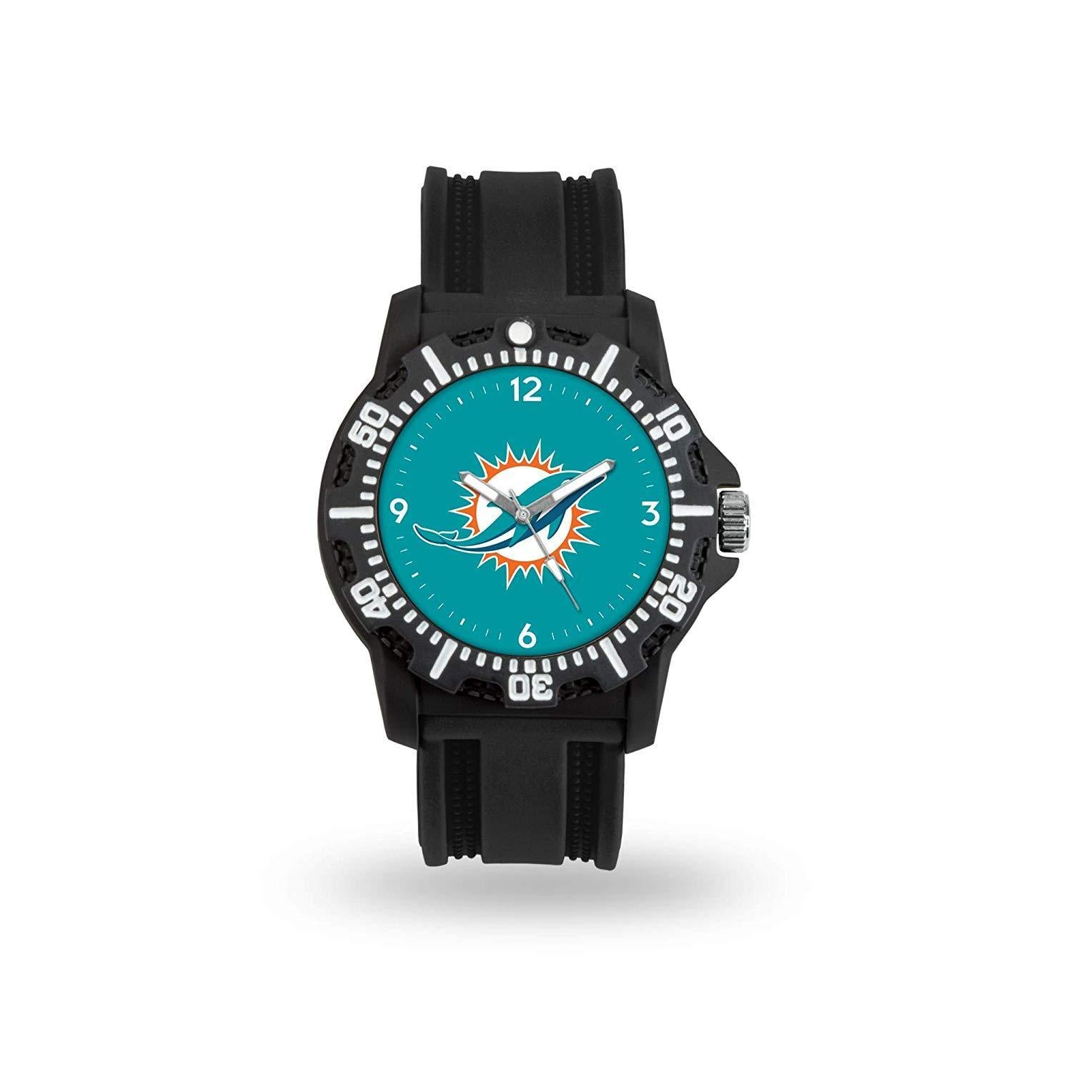 Game Time NFL Team Logo His Or Her Watches - TEAMS: Miami Dolphins