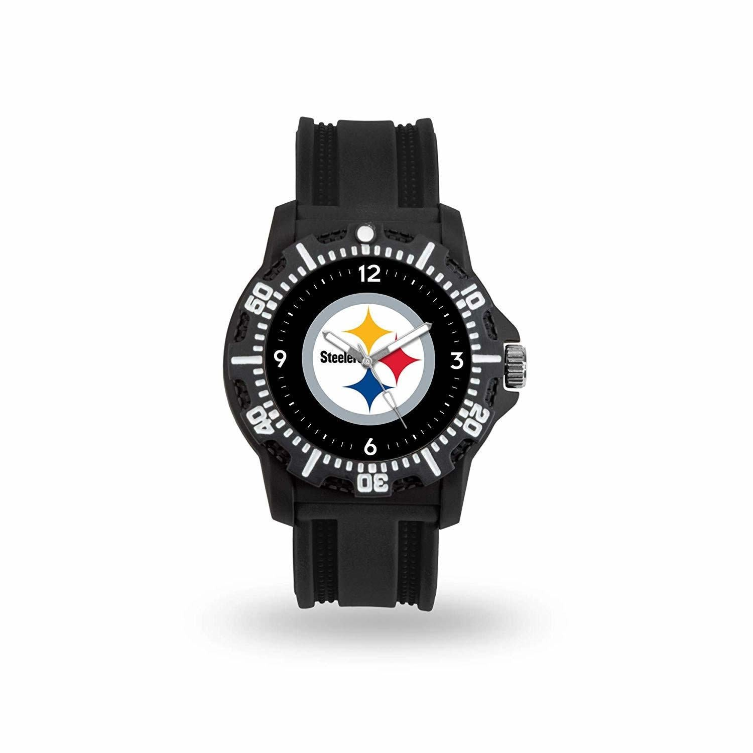 Game Time NFL Team Logo His Or Her Watches - TEAMS: Pittsburgh Steelers