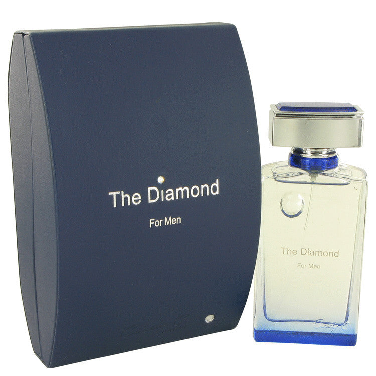 The Diamond by Cindy C. Eau De Parfum Spray 3.4 oz (Men)