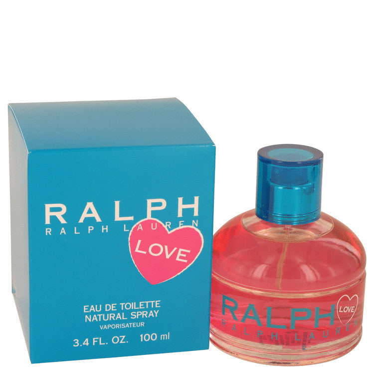 Ralph Lauren Love by Ralph Lauren Eau De Toilette Spray (2016) 3.4 oz (Women)