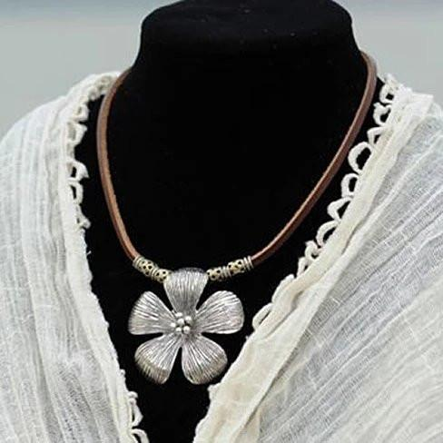 Aloha The Hibiscus Flower Necklace
