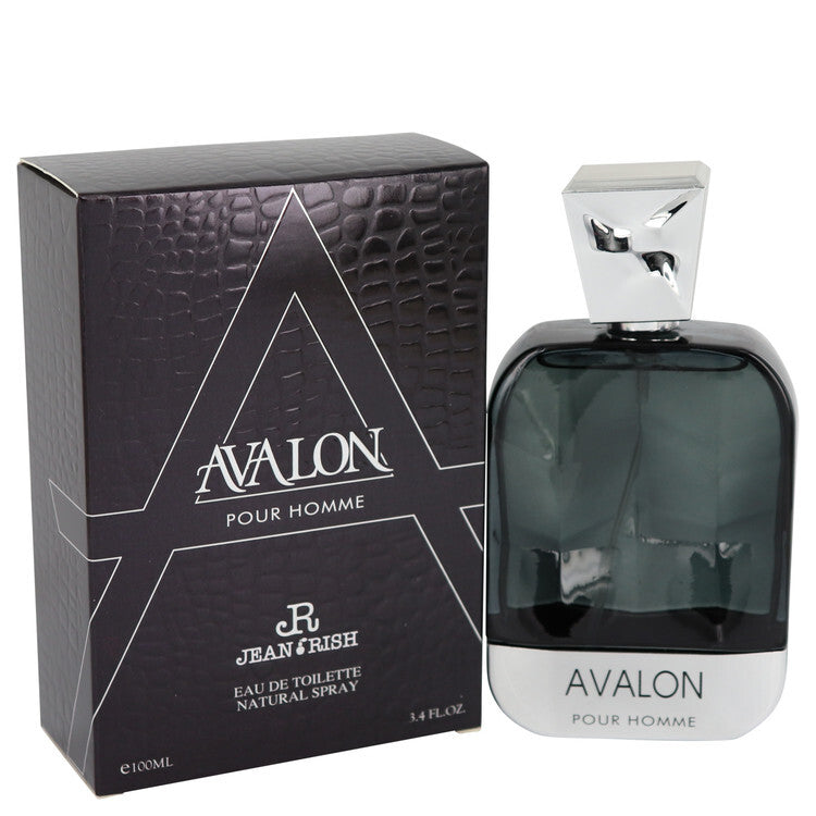 Avalon Pour Homme by Jean Rish Eau De Toilette Spray 3.4 oz (Men)