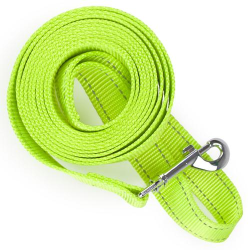 Large 8-foot Reflective Nylon Safety Leash