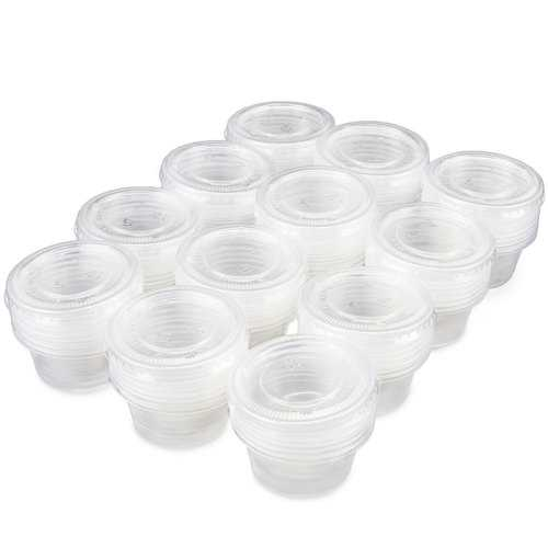 100-pack Condiment Dishes, 2 oz.