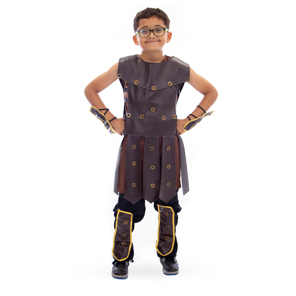 Mighty Warrior Halloween Costume, Large