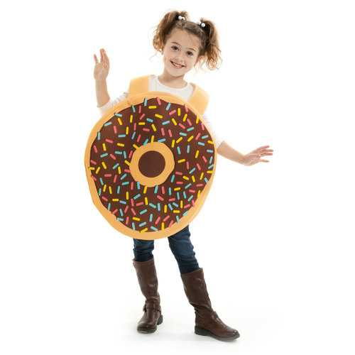 Donut Children's Costume, 5-6
