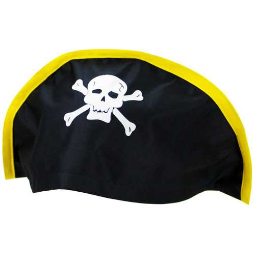 Soft Bicorne Pirate Hat
