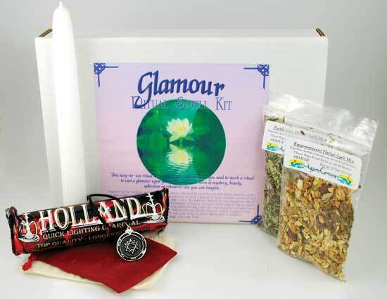 Glamour Boxed ritual kit