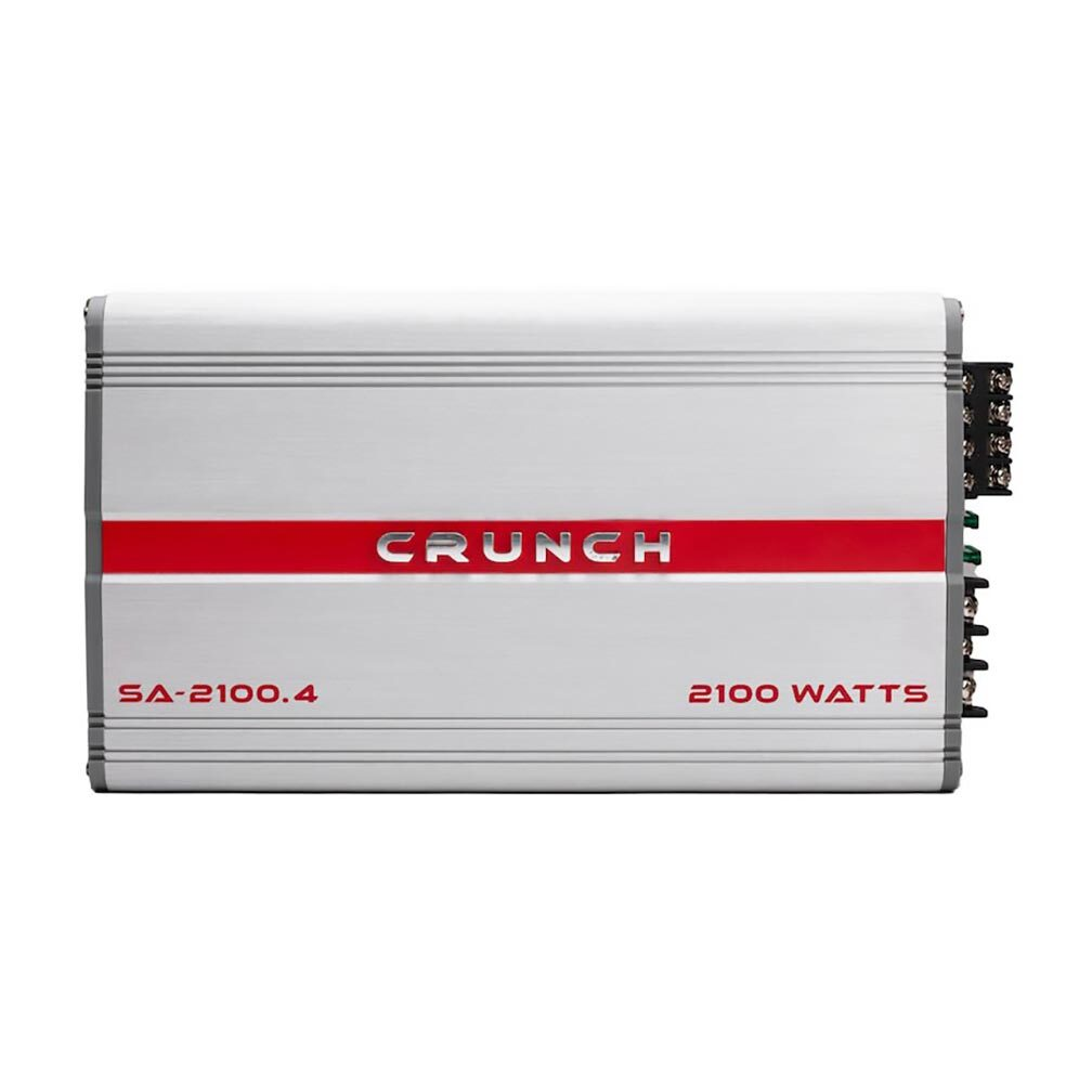 Crunch Smash Amplifier 4 Channel 2100 Watts