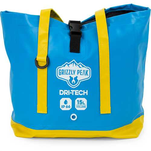 15L Dri-Tech Waterproof Beach Tote Dry Bag