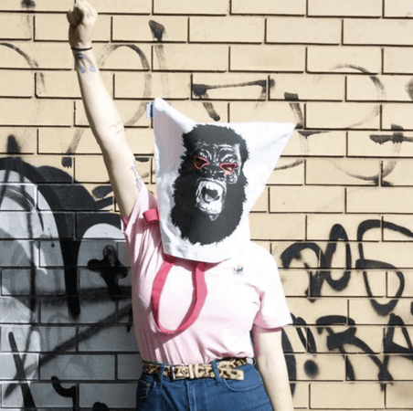 Long live Guerrilla Girls