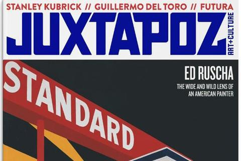 Studio Interview in Juxtapoz Magazine