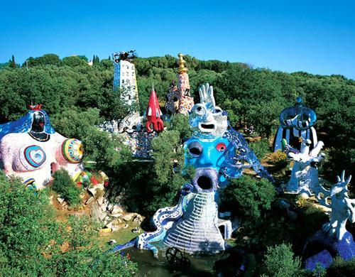 Artist of the week: Niki De Saint Phalle