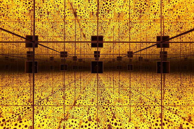 Our Yayoi Kusama Project with The Broad