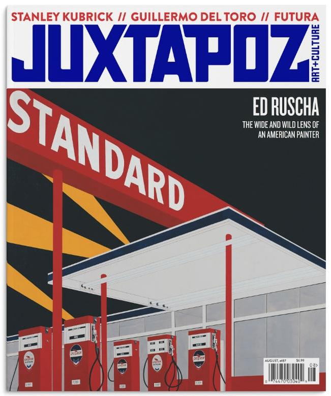 Juxtapoz Interview