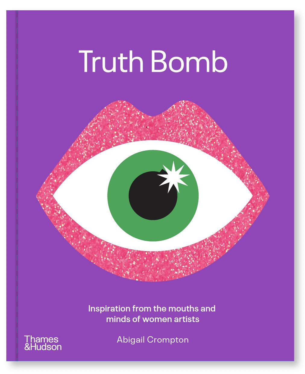 Truth Bomb Limited Edition book x Abigail Crompton Paper Third Drawer Down USA Default