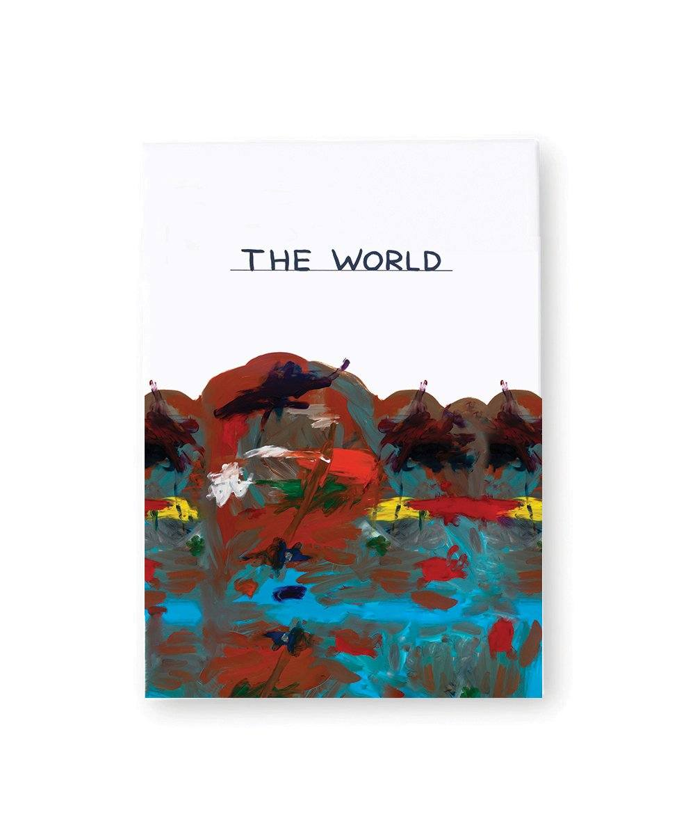 The World Magnet x David Shrigley Other Third Drawer Down Studio