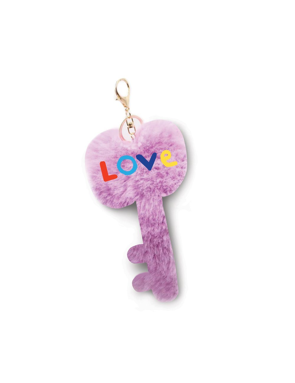 Love Plush Keyring x Misaki Kawai Textiles Third Drawer Down USA
