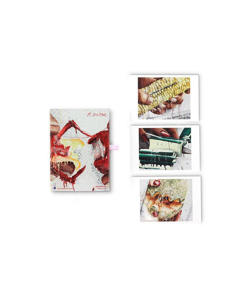 Set of 24 Postcard Set X Marilyn Minter Paper Third Drawer Down Studio