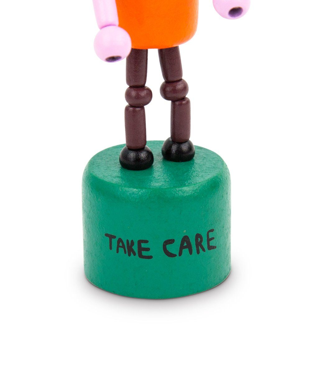Take Care Push-Up Toy X Chris Johanson Textiles Third Drawer Down Studio