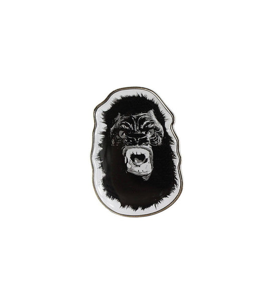 Guerrilla girls enamel pin